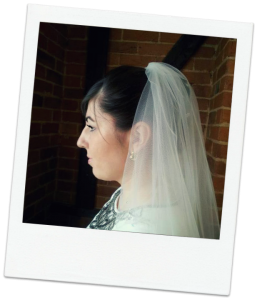 Hampshire bridal hair