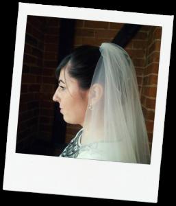 Hampshire bridal hair